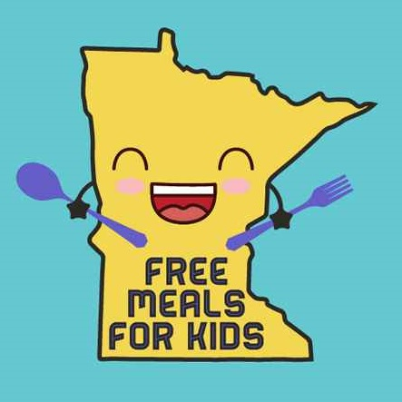 Free Meals for Kids logo